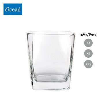 แก้วน้ำ Water glass PLAZA ROCK 295 mlจาก โอเชียนกลาส Ocean glass แก้วน้ำสวย ราคาดี
