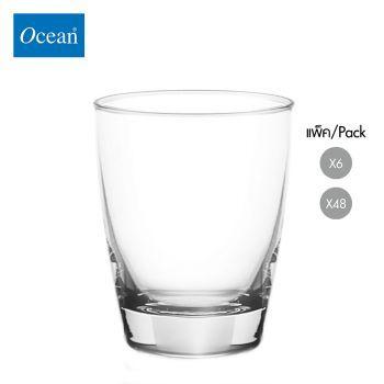 แก้วน้ำ Water glass TIARA DOUBLE ROCK 365 ml จากโอเชียนกลาส Ocean glass แก้วน้ำสวย