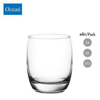แก้วน้ำ Water glass IVORY ROCK 265 ml จากโอเชียนกลาส Ocean glass แก้วน้ำสวย