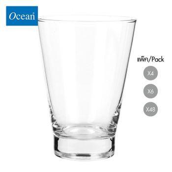 แก้วน้ำ แก้วสมูทตี้ Smooty glass, Water glass STUDIO LONG DRINK 435 ml จากโอเชียนกลาส Ocean glass แก้วน้ำสวย